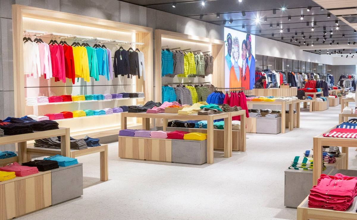 "Benetton to open ""numerous"" new stores around the world in 2019"