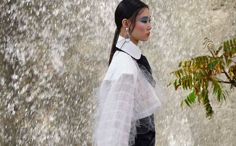 Chanel goes aquatic as Vuitton channels regime rock chic at PFW
