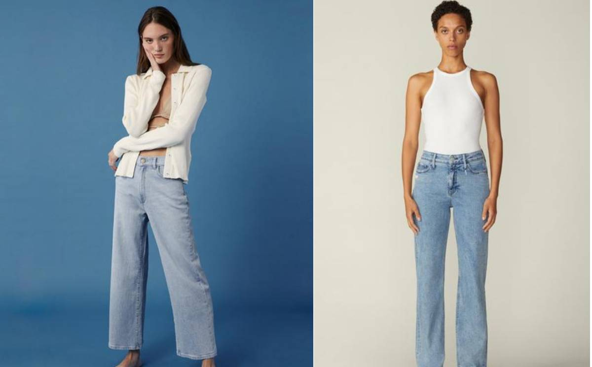 Consumers are picking comfort with their Fall 2021 denim