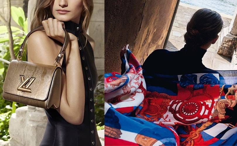 Luxury and authenticity: a look at Hermès and Louis Vuitton