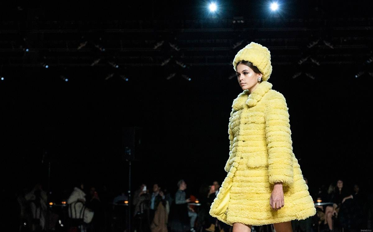 Womenswear AW20/21: Material trends spotted on the catwalks