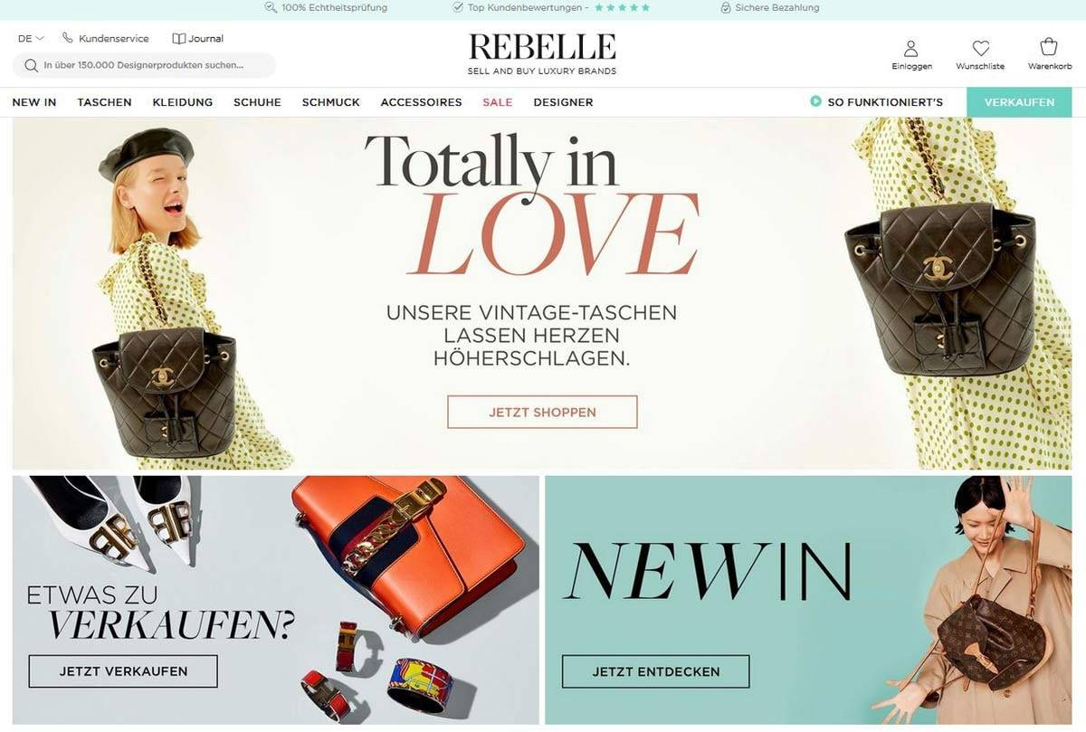 "Rebelle.com: ""The image of second-hand fashion has changed"""