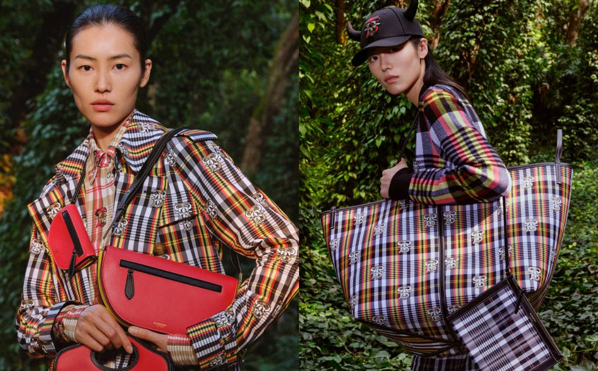 Burberry unveils Chinese New Year 2021 campaign