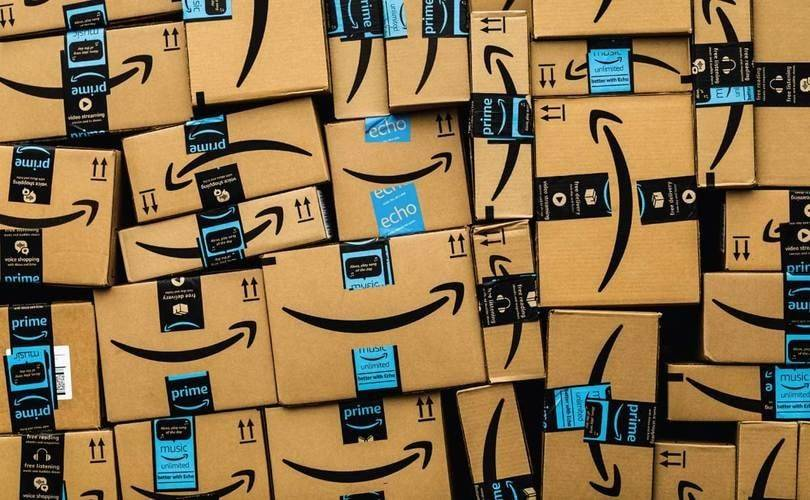 Amazon Q2 sales soar 40 percent amid pandemic, profits double
