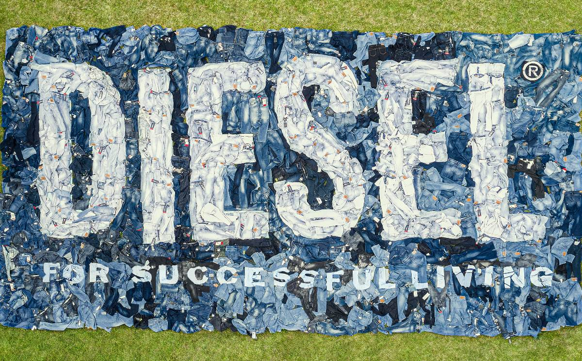 Diesel reinforces sustainability with 'Diesel Library' initiative