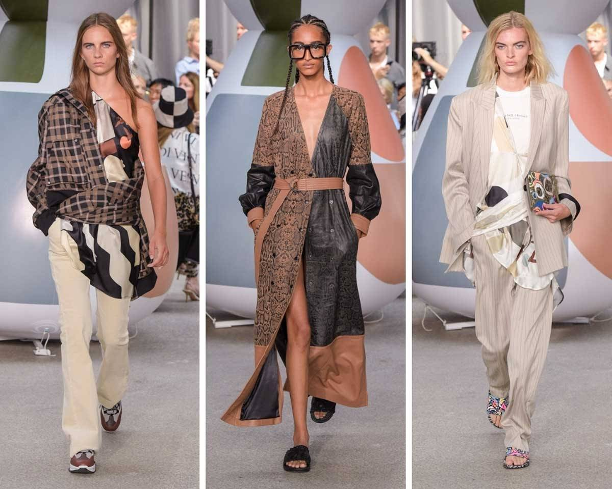 Copenhagen Fashion Week highlights Scandi fashion