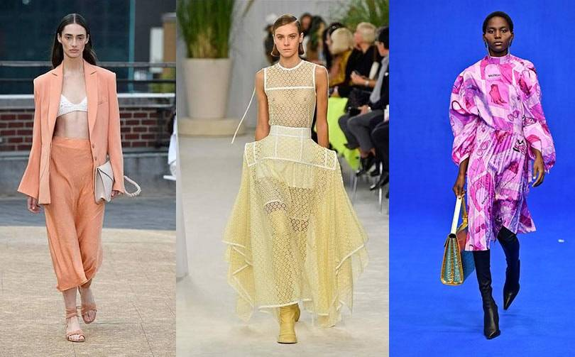 Vulnerability, Symphony, Reverence and Pleasure: Four key trends driving SS21 fashion