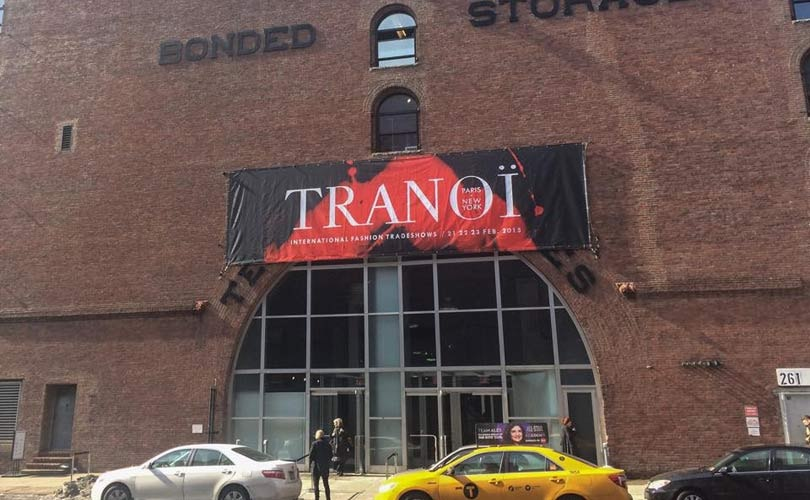 Tranoï marks their U.S. debut