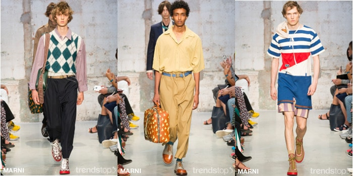 Men's SS18 Top Collections Overview