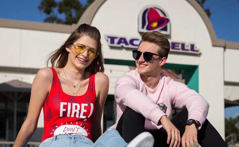 Forever 21 to launch Taco Bell capsule collection