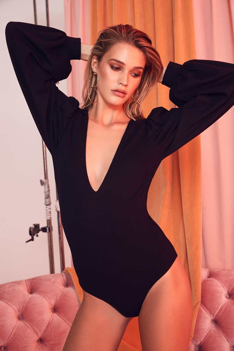 In pictures: Chrissy Teigen x Revolve