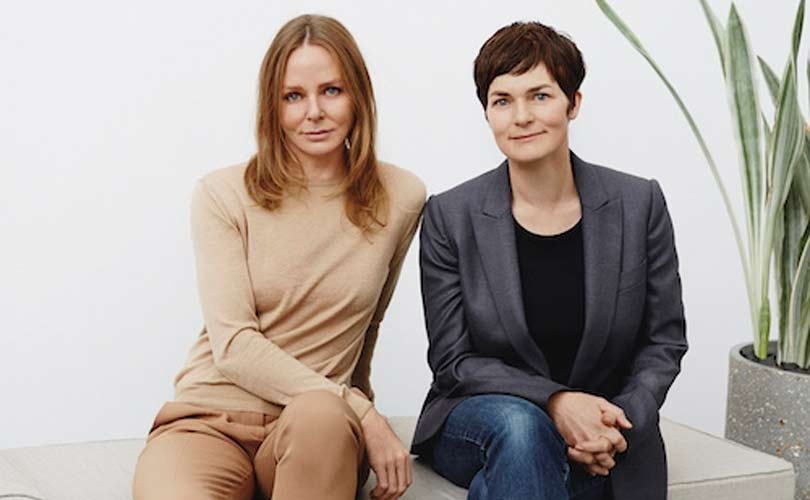 Stella McCartney & Ellen MacArthur team up to tackle textile waste