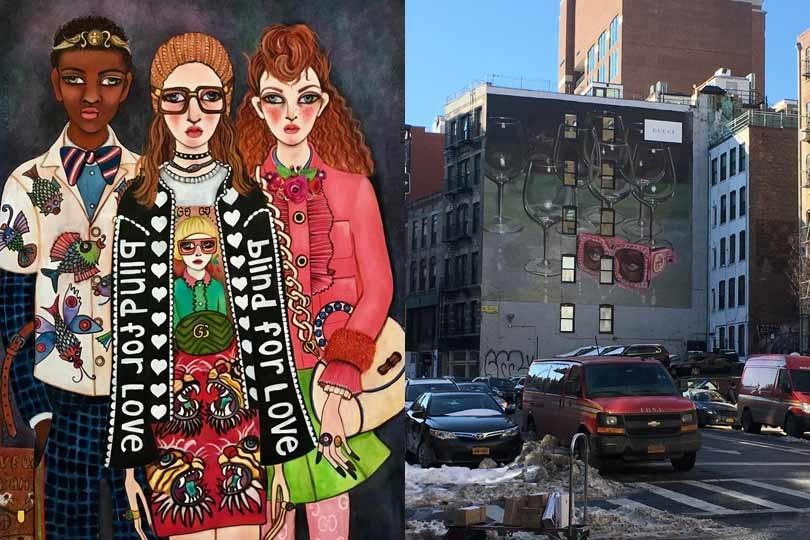 The Career-Making Elevation of Fashion Illustration