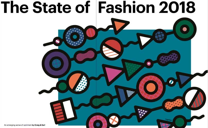 Global fashion sales to increase in 2018, says McKinsey report