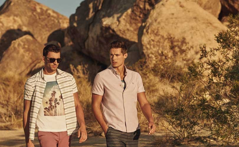 Perry Ellis signs licensing agreement with Mariscal Moda Hombre