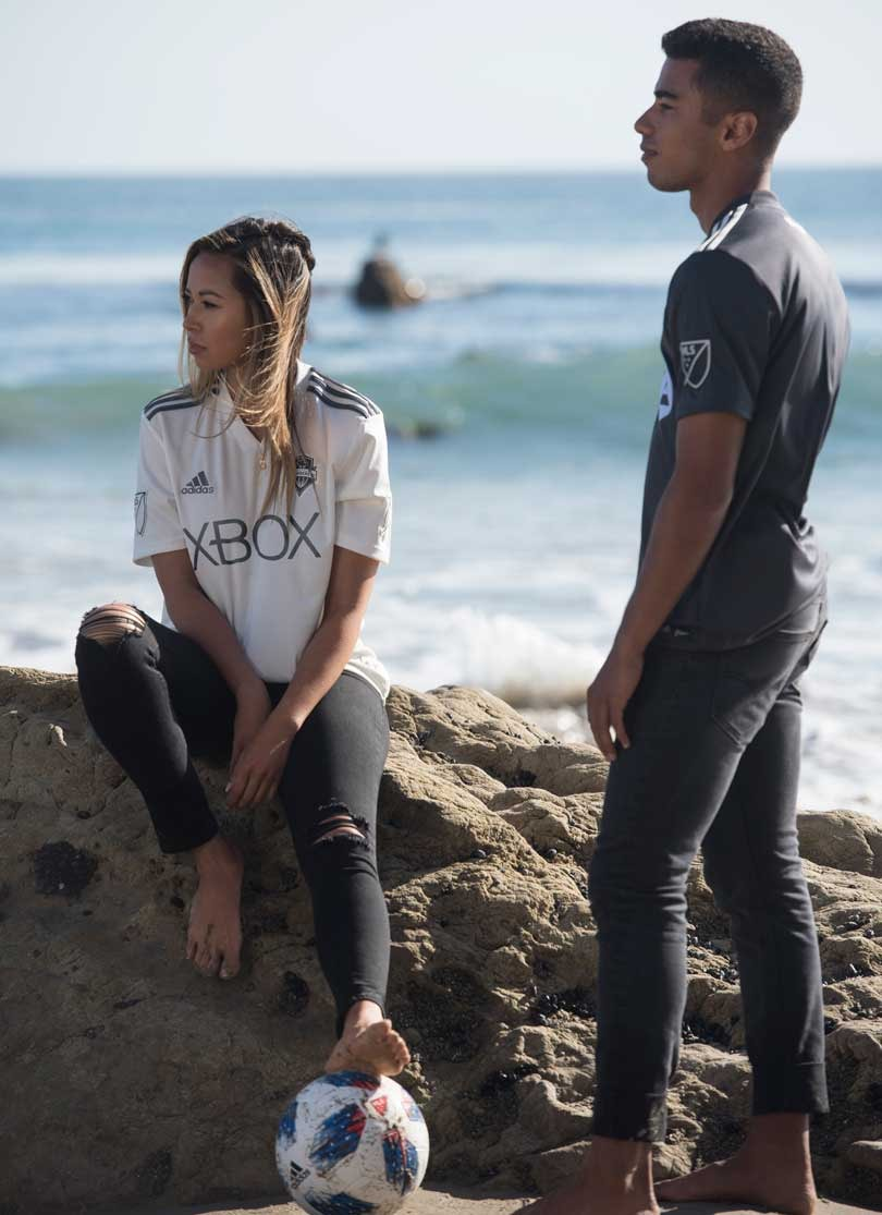 Adidas release football shirts made from upcycled plastic ocean waste