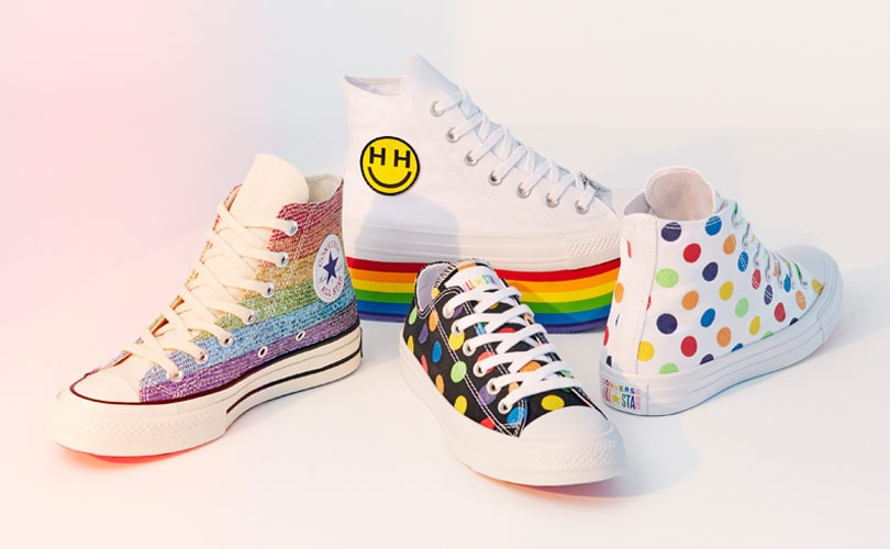 Miley Cyrus Headlines LGBTQ Converse Collection During Pride Month