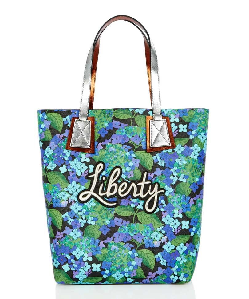 In pictures: Richard Quinn collaborates with Liberty London