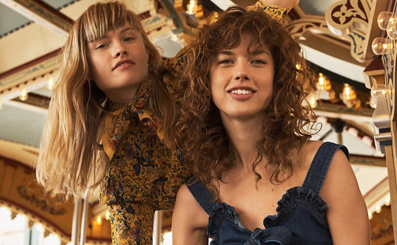 3eb3bf9bf0fa Madewell and Karen Walker collaborate for autumn line