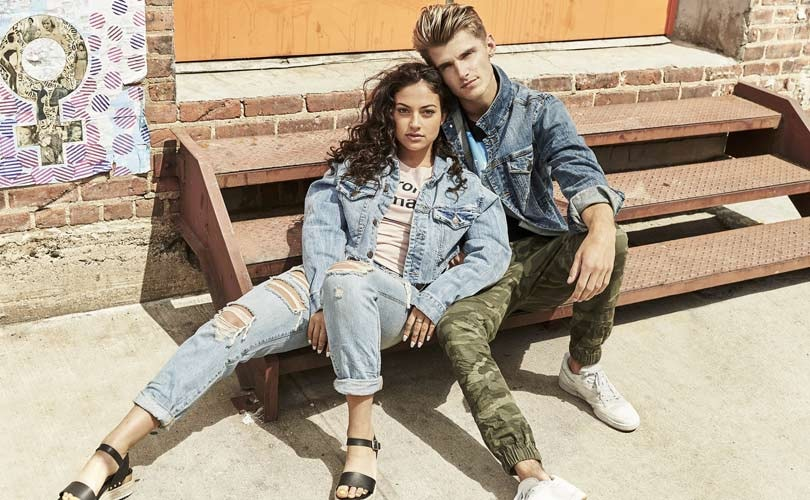 8f90264c In Pictures: Aéropostale debuts all new jean fits
