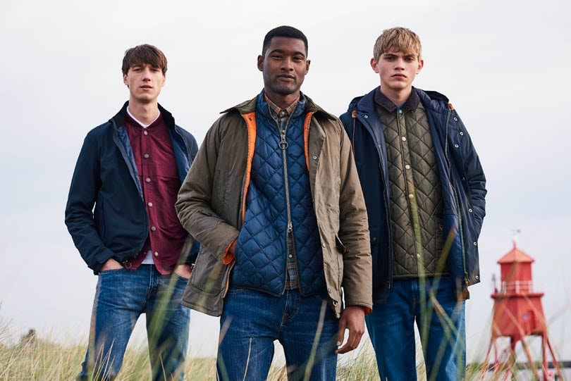 Barbour launches new sub-brand Barbour Beacon