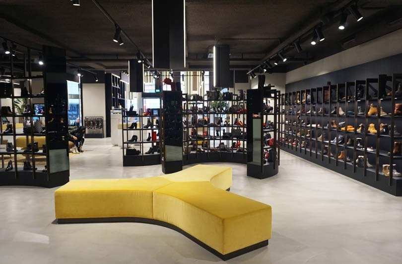 In pictures: Omoda's new flagship store in Amsterdam, designed by Piet Boon