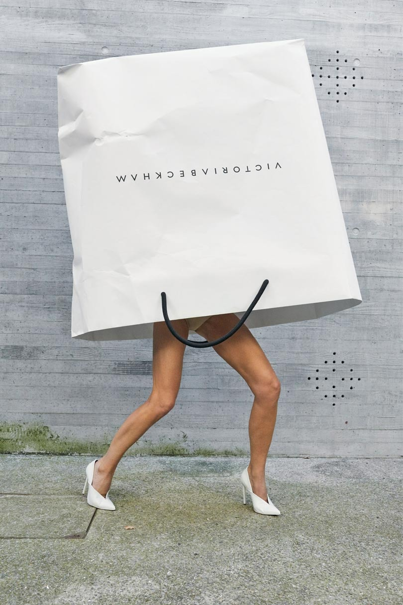 Victoria Beckham launches debut ad campaign