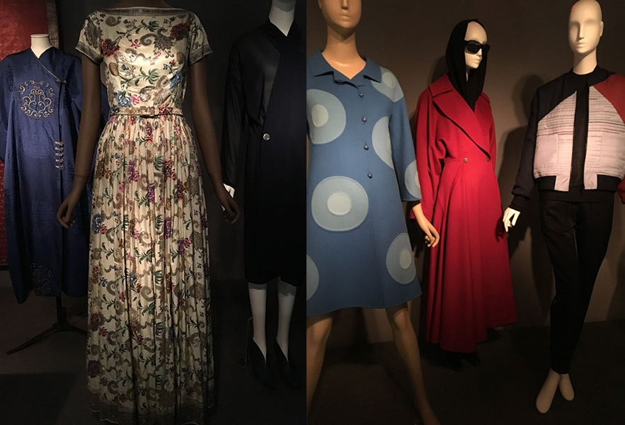 In Pictures: Fabric in Fashion Exhibit at FIT