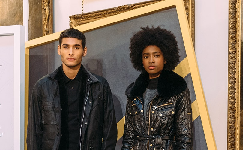 Barbour Celebrates 125 Years at LFW Men's