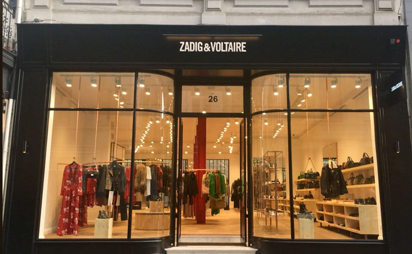 Zadig & Voltaire to ban animal fur in future collections