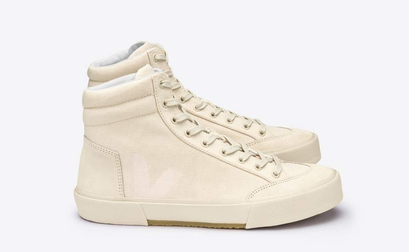 Veja launches collaborative sneakers with Lemaire
