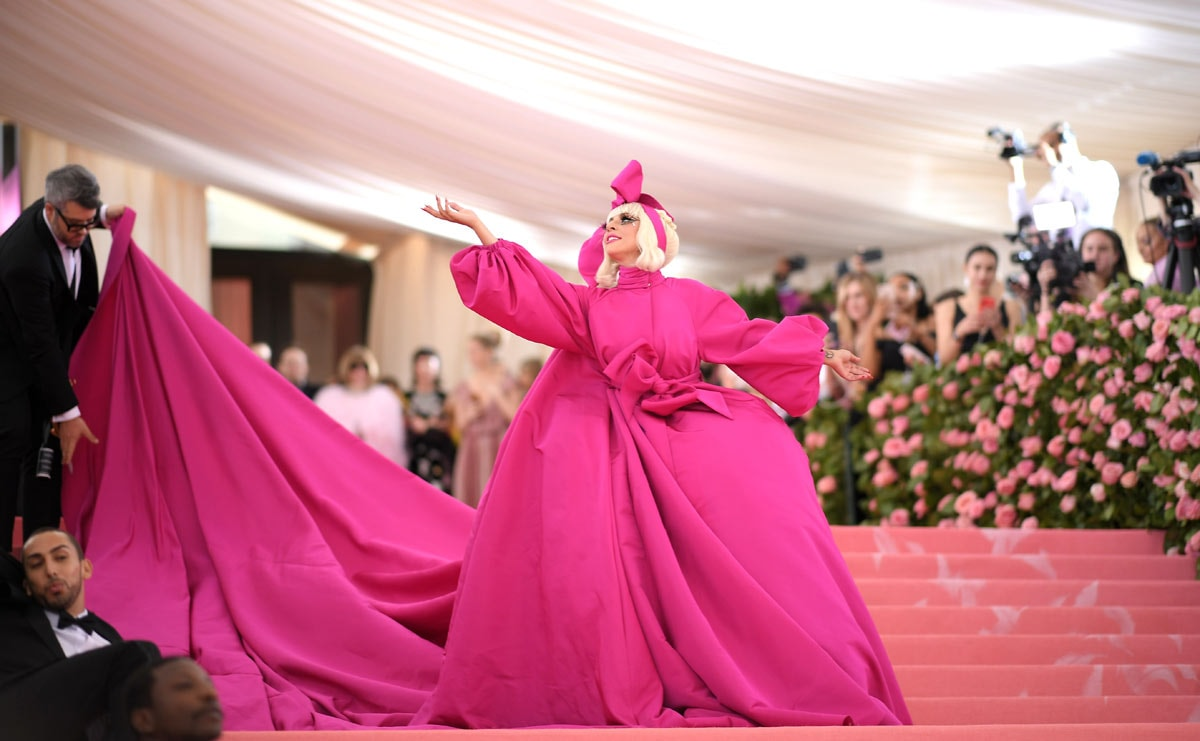 These are the brands that got the most exposure from Met Gala
