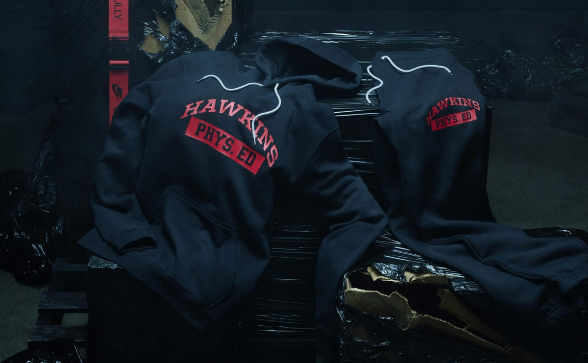 In pictures: Nike to launch Stranger Things collection