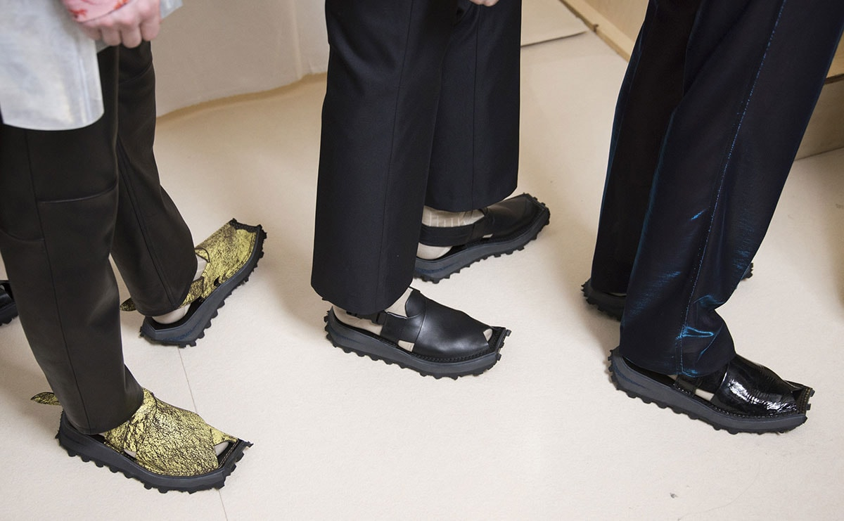 Spring Summer 2020 Footwear Trends.Key Men S Footwear On The Catwalks Spring Summer 2020