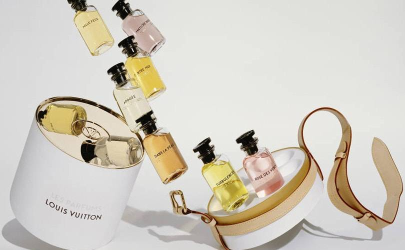 Louis Vuitton launches first perfume range in 70 years