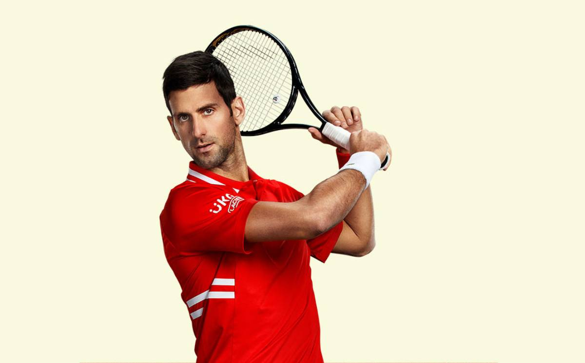 Asics signs up Novak Djokovic as footwear ambassador
