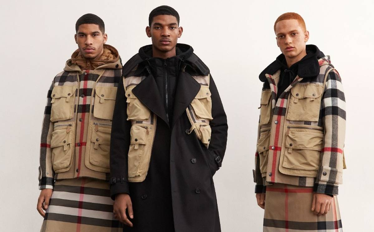 Burberry Q3 comparable sales decline by 9 percent