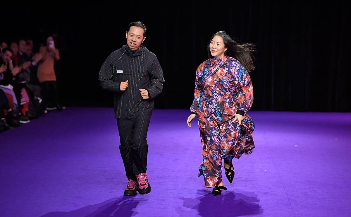 Kenzo parts ways with creative directors Humberto Leon and Carol Lim