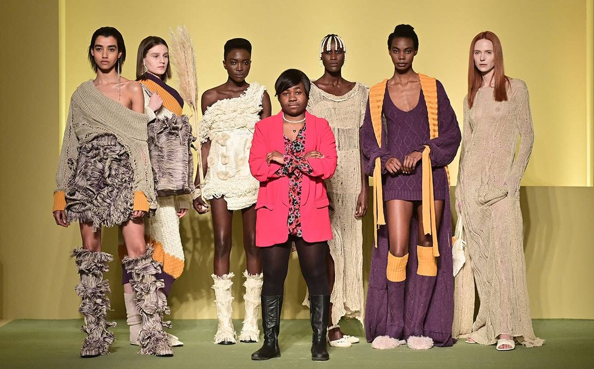 Meet the 5 African designers who opened Milan fashion week
