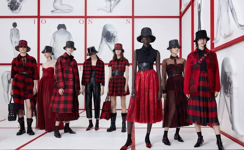 Dior generates more buzz than Chanel on Paris Fashion Week