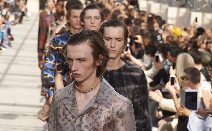 Out of Africa and onto the catwalks at PFW